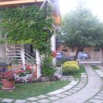 Napfény Apartmanház Eger - A Ház